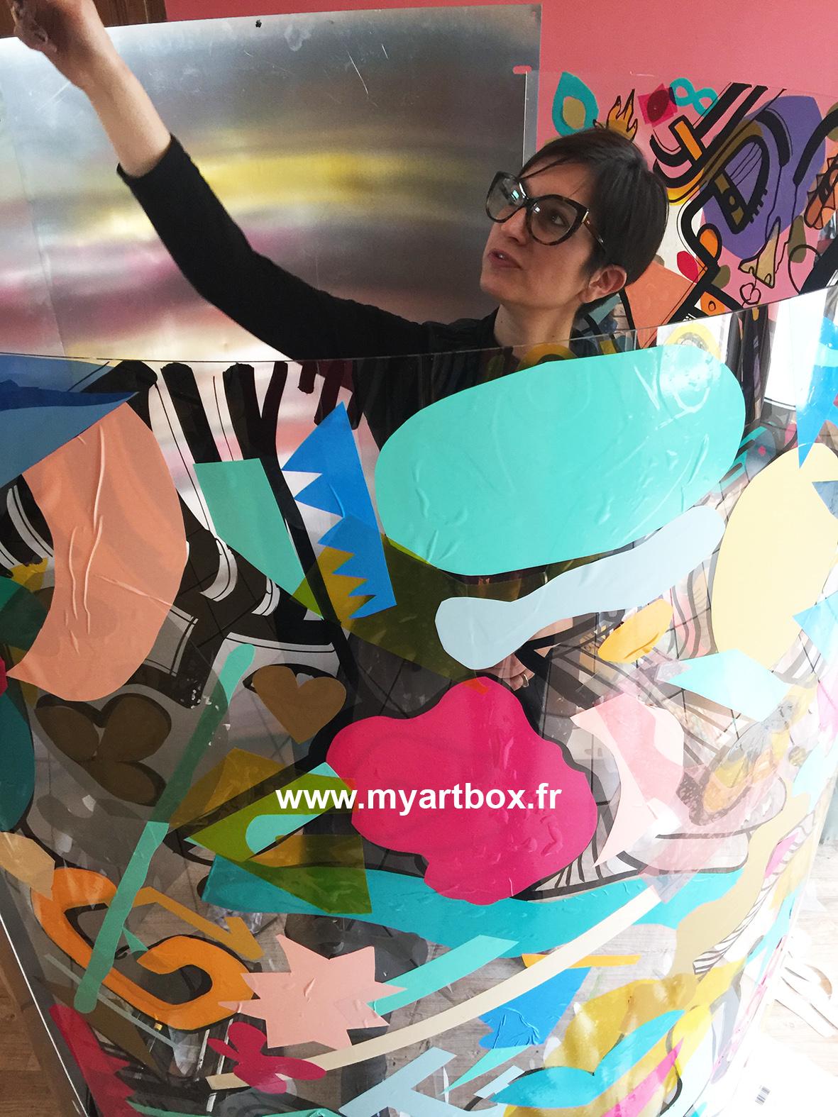 Ana art contemporain