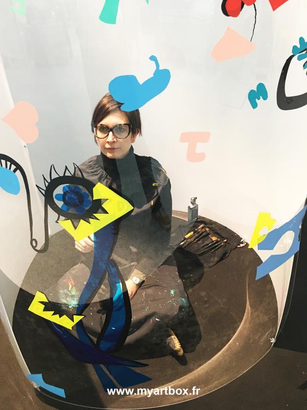 Animation salon participative