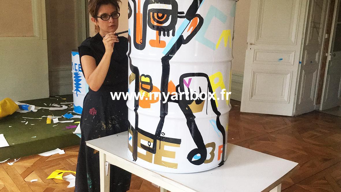 Artiste seminaire