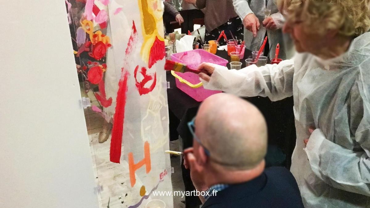 Atelier fresque 3