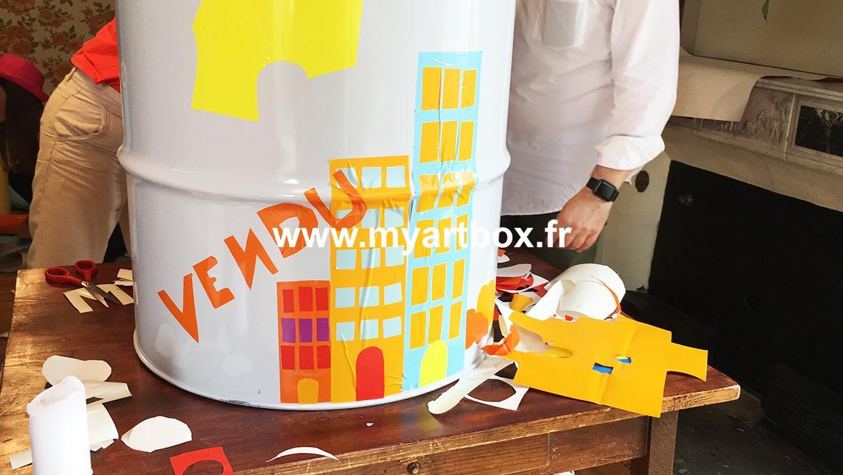 Atelier fresque geneve