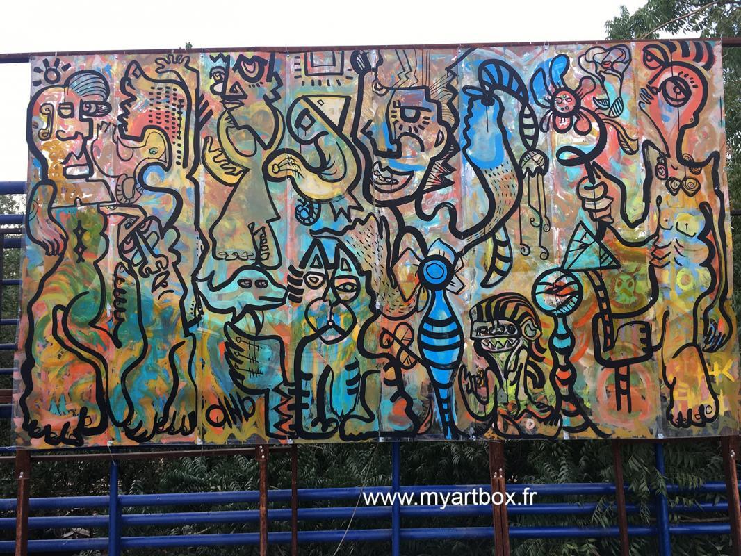 Fresque anaystof 6