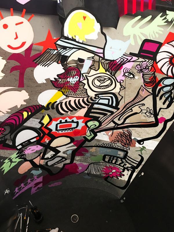 Fresque Geneve