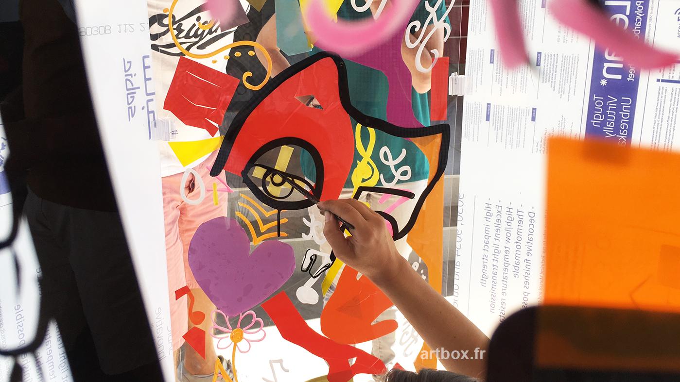 artiste Lyon