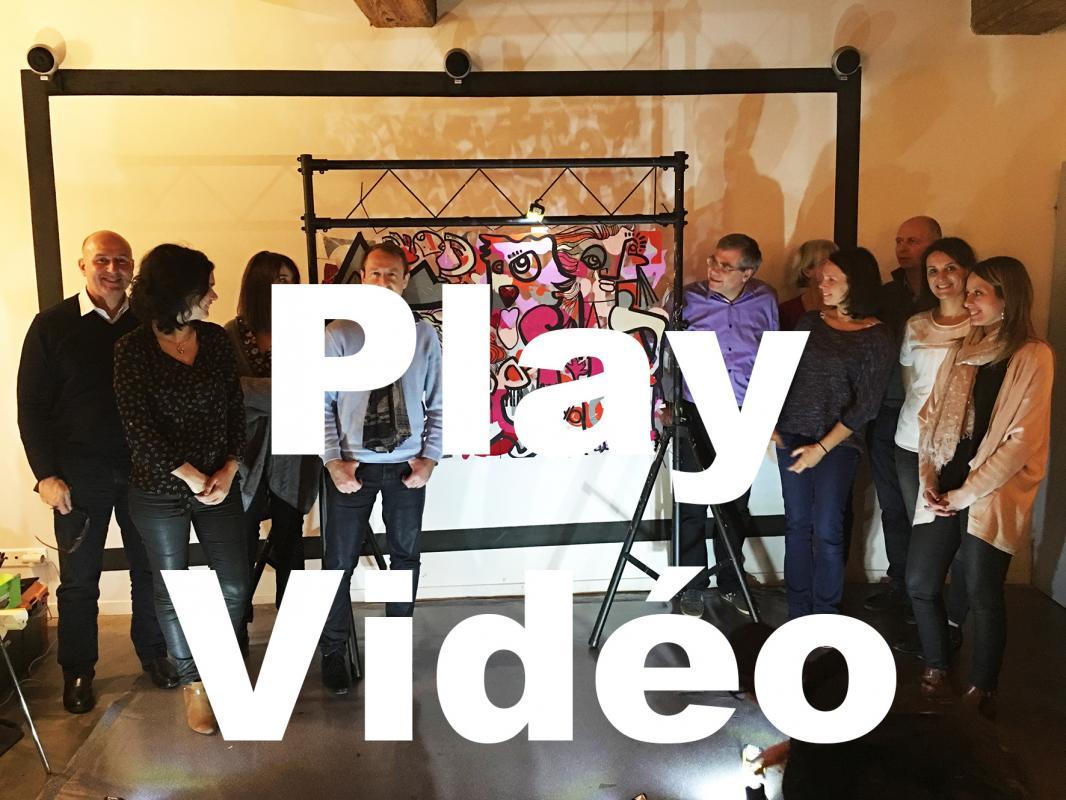 Management collaboratif video