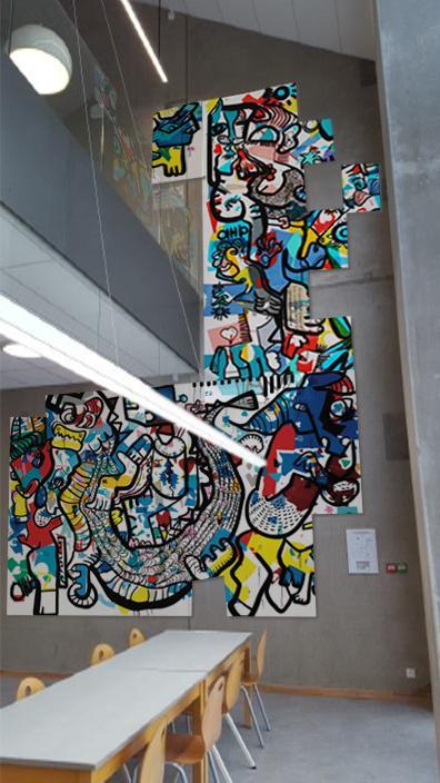 fresque cohésion