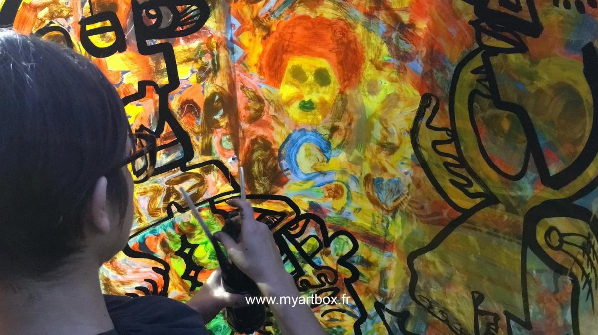 Street artiste 2