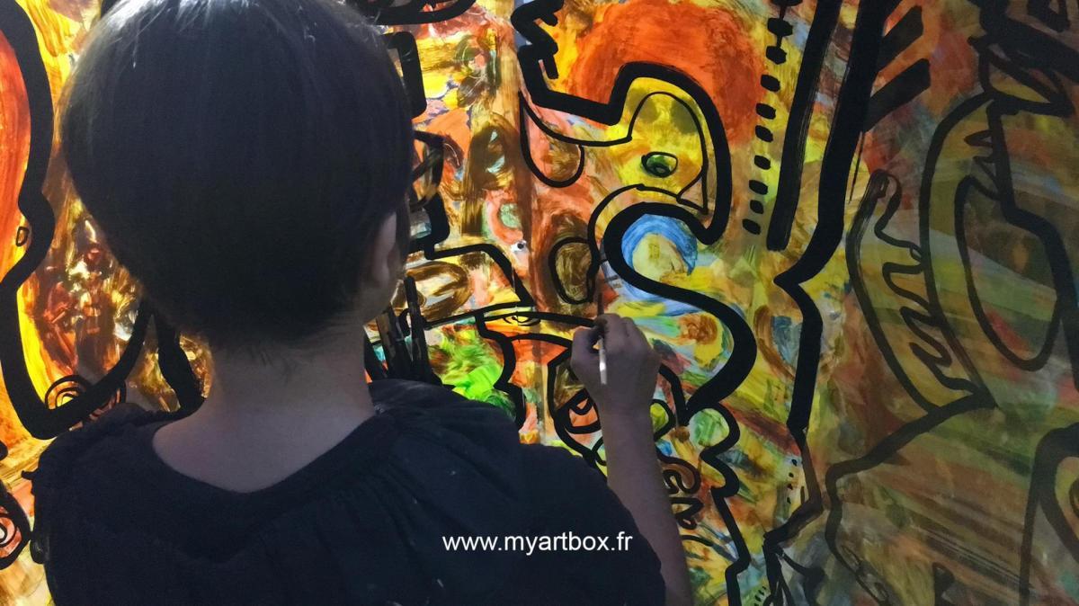 Street artiste gene ve