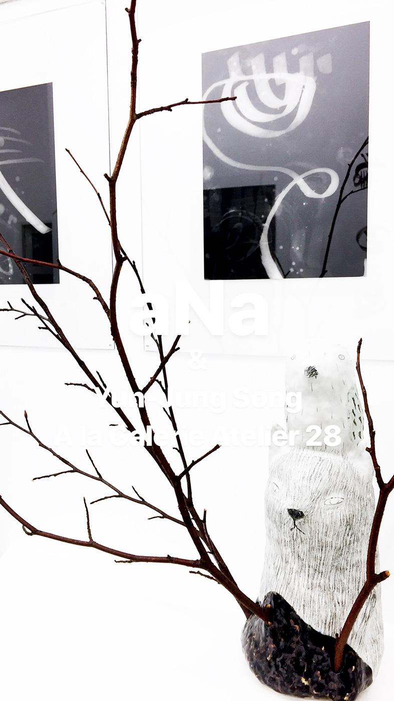 Ana artiste atelier 28
