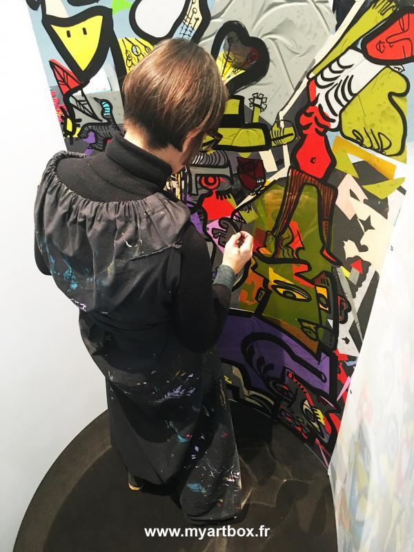 Anaystof fresque 2