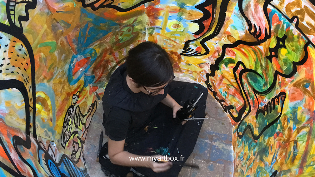 Animation fresque 11
