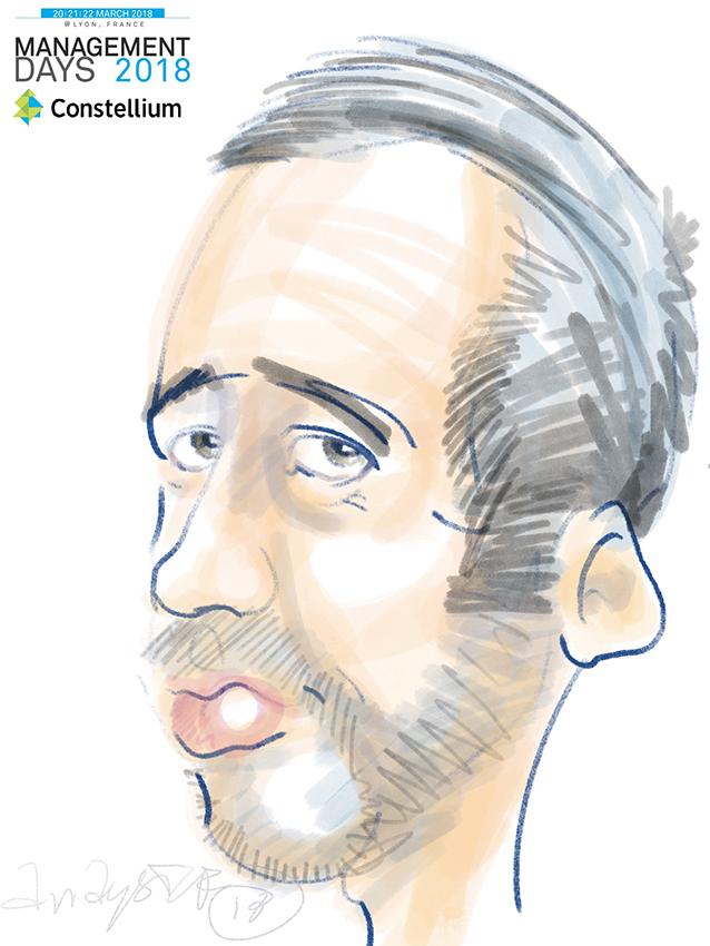 Artiste caricature lyon