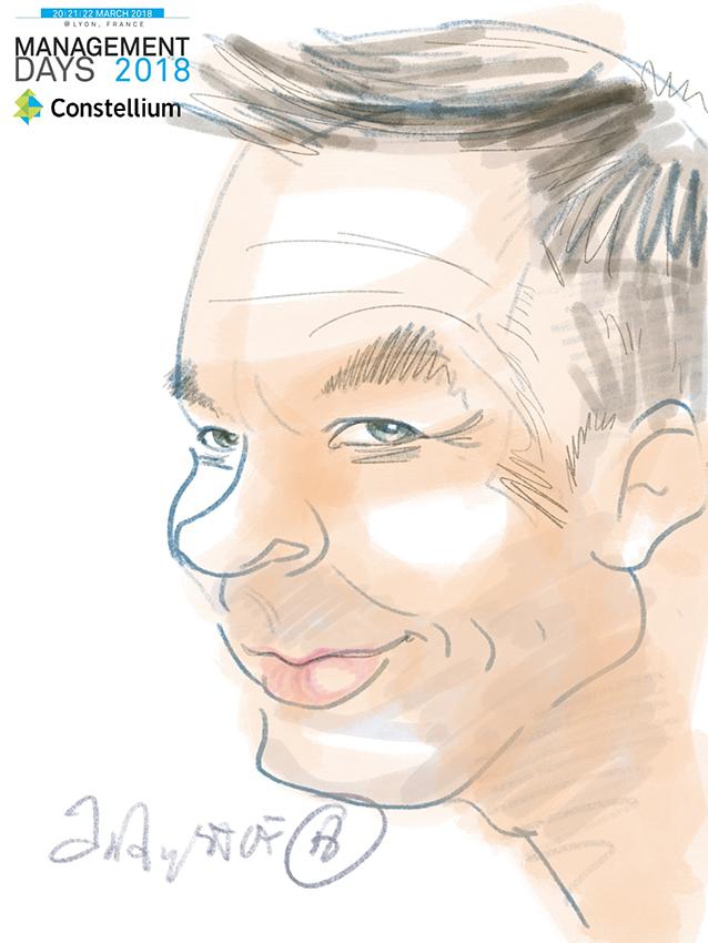 Artiste caricaturiste lyon