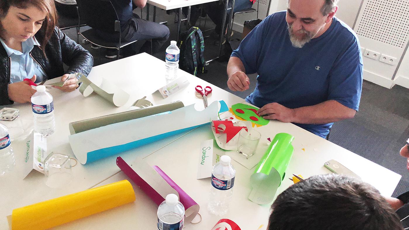 Atelier creatif lyon