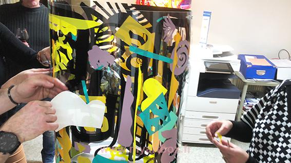 Atelier fresque 15
