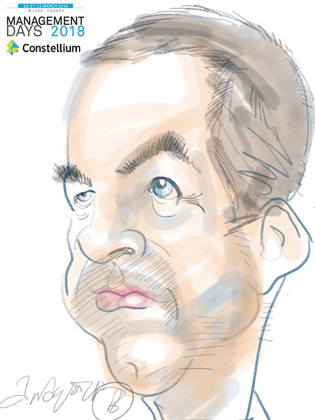 Caricature digitale