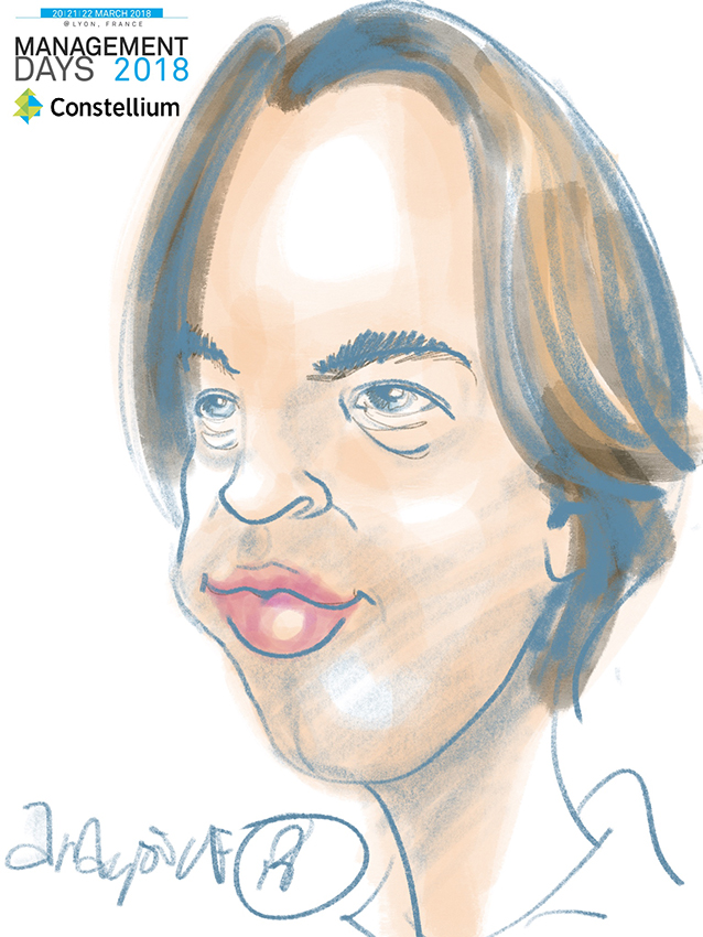 Caricature ipad lyon
