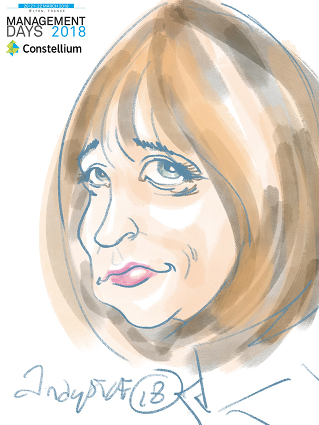 Caricature tablette