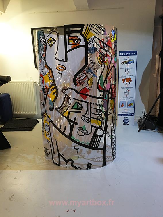 French artist 3