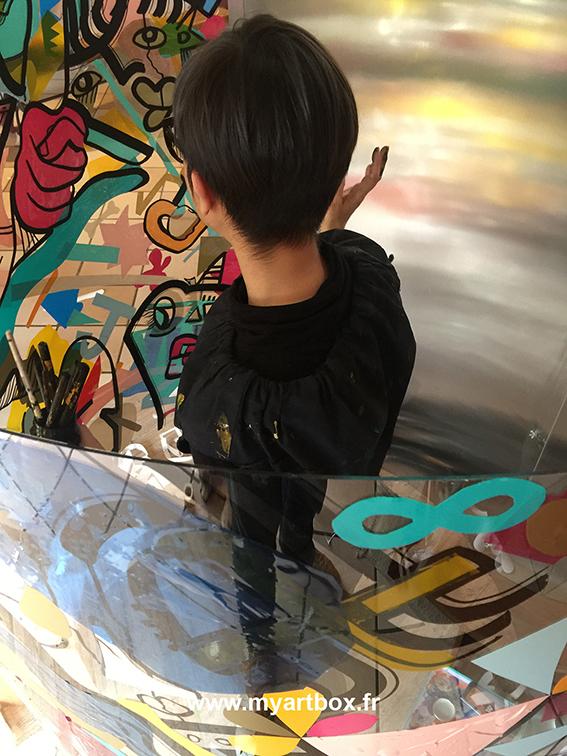 French artiste 1