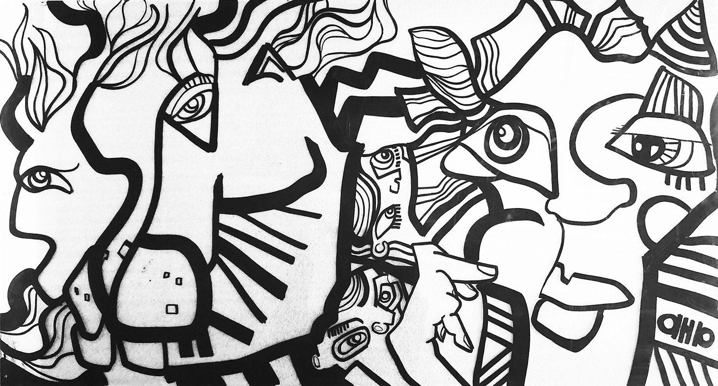 Fresque lyon 6