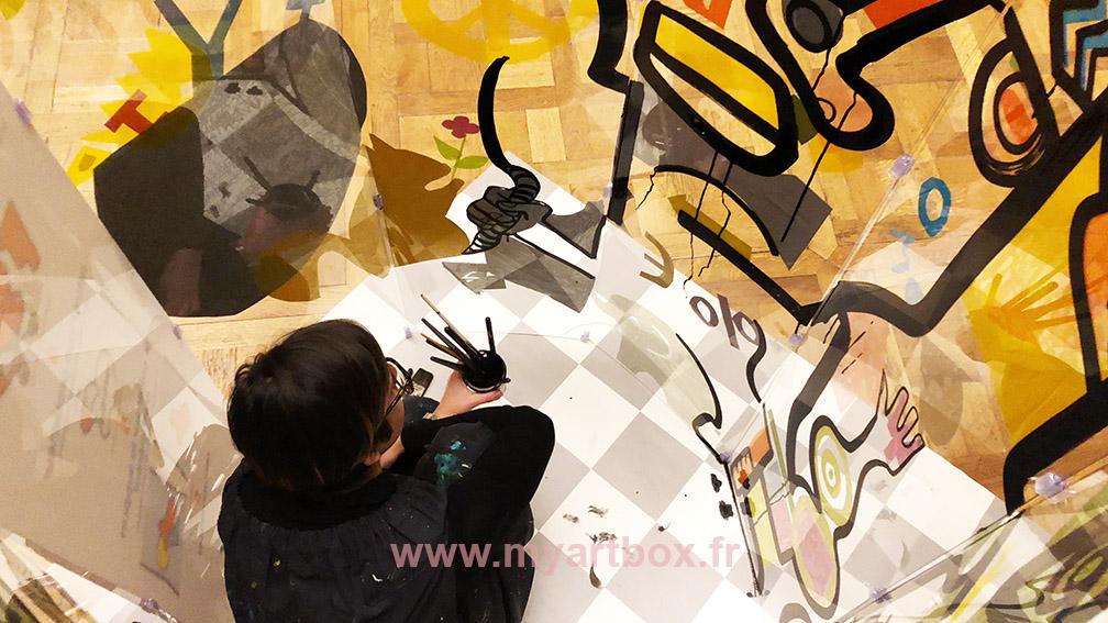 Graff marseille