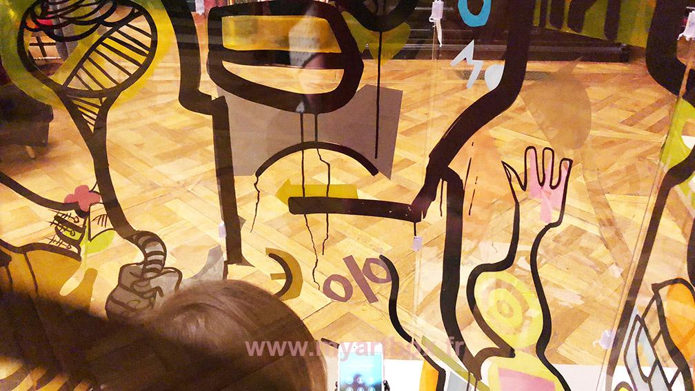 Graff saint etienne