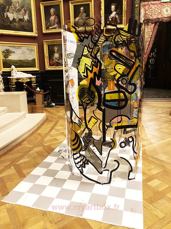 Graffeur marseille