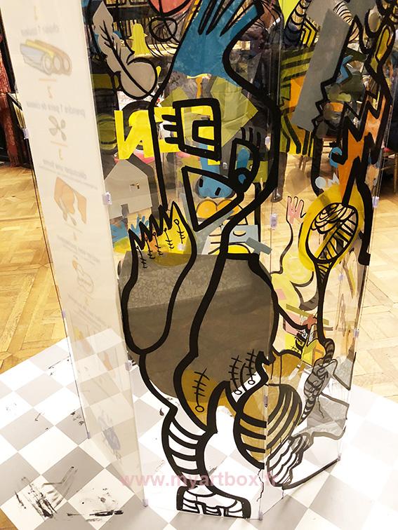 Graffeur montepellier