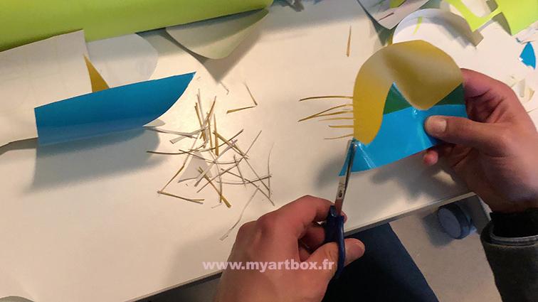 Idee atelier creatif