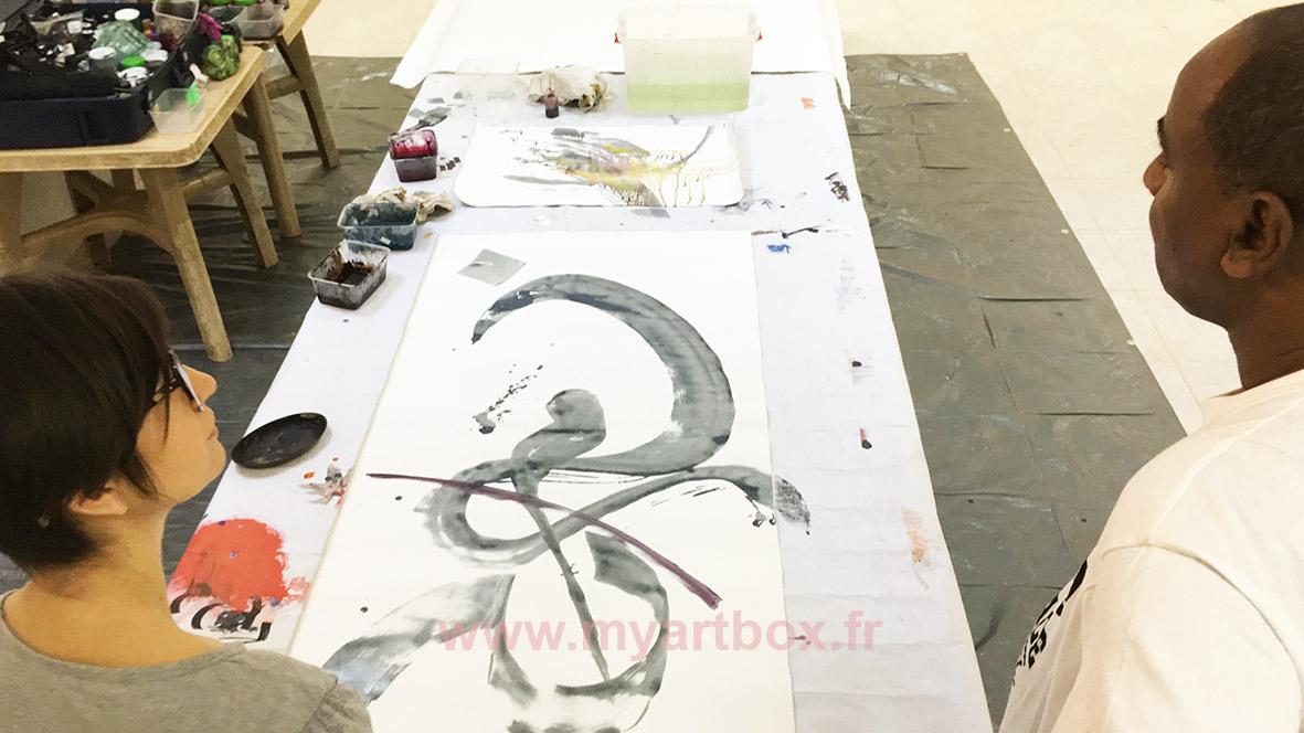 International art event