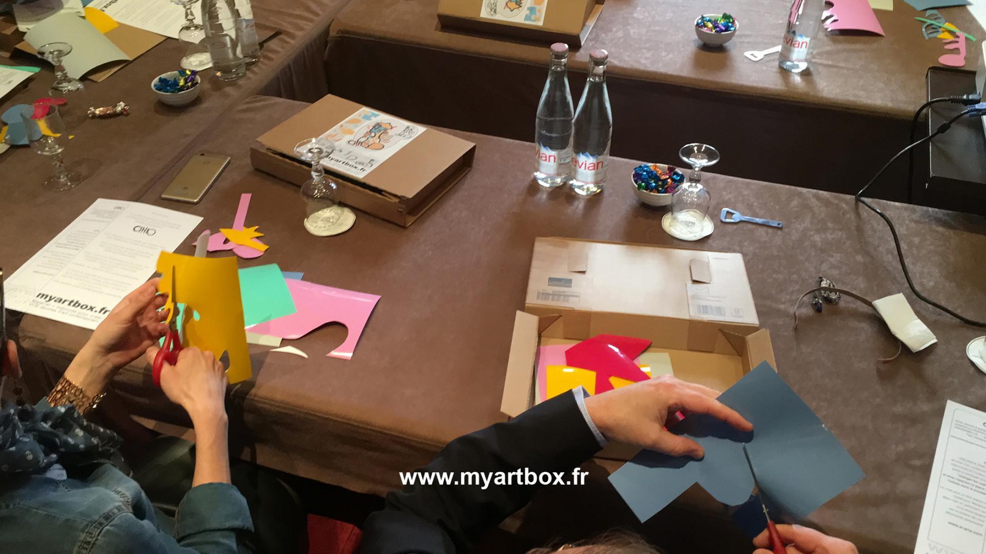 Seminaire creatif 1