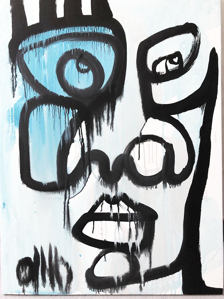Street art city chambre 50