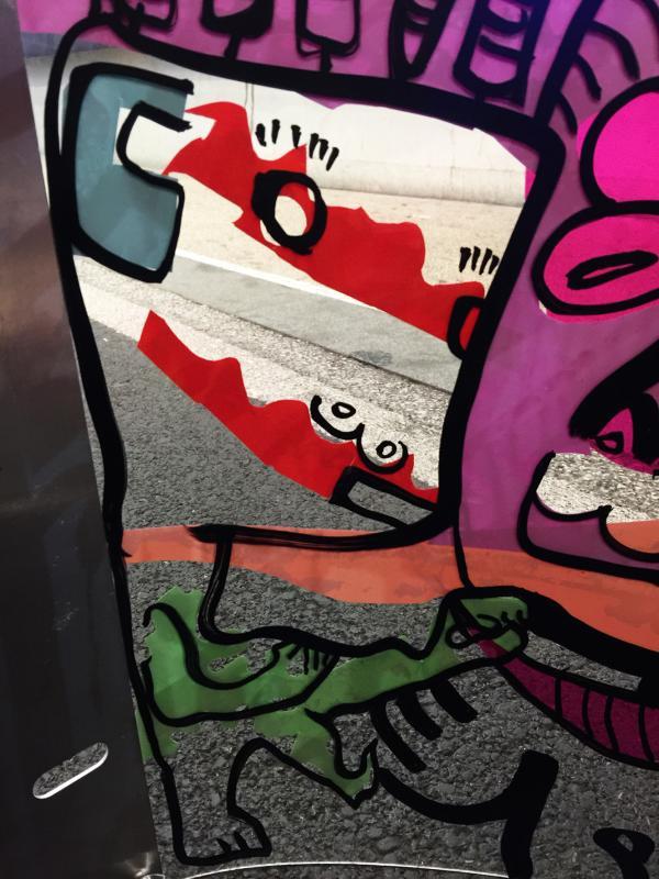Street art Geneve