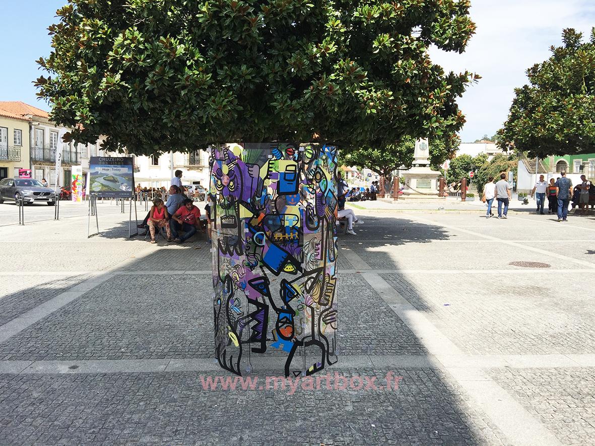 Street artist 2