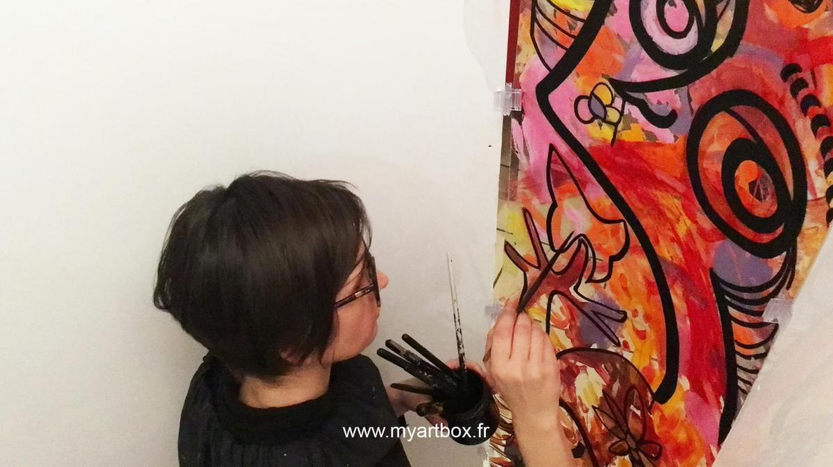 Street artiste 1