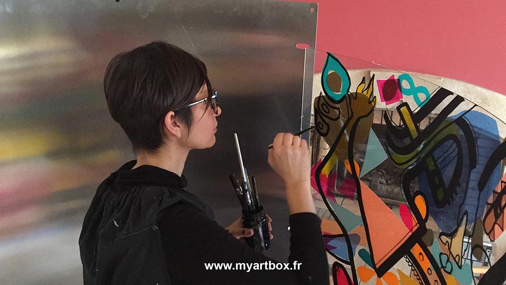 Street artiste 4