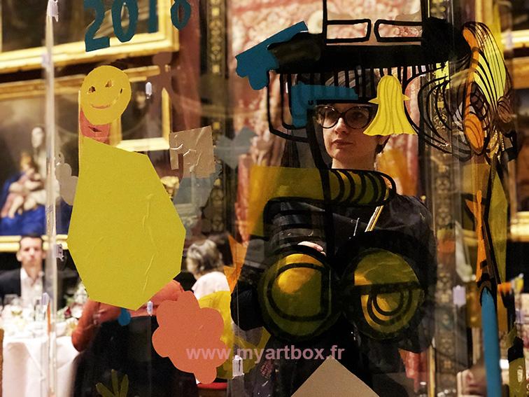 Street artiste lille