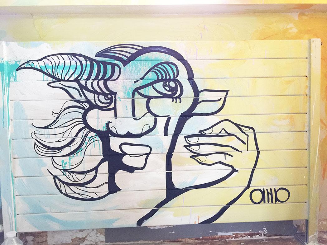 Streetartcity ana graffiti