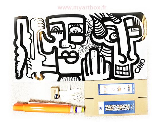 Totem box